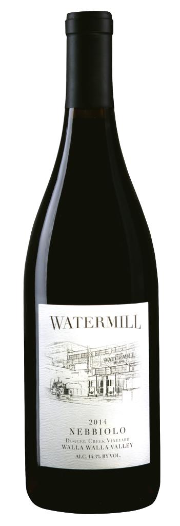 Watermill Winery Estate Nebbiolo Bottle Preview