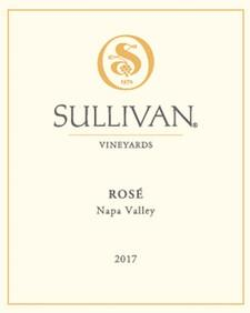 Sullivan Vineyards Napa Valley Rosé Bottle Preview