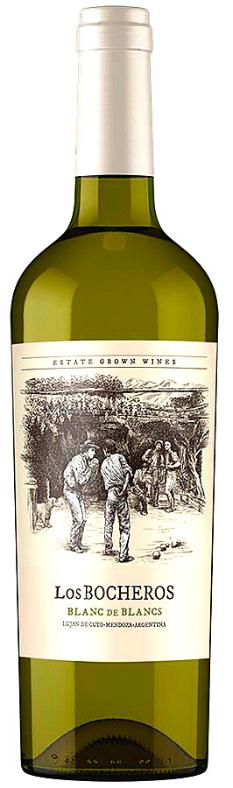 Lamadrid Estate Wines Los Bocheros - Blanc de Blancs Bottle Preview