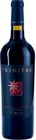 Trinitas Cellars Cabernet Sauvignon Bottle Preview