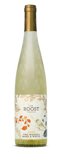 The Roost Wine Company Two Wrongs Make a White
