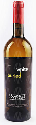 Luckett Vineyards Buried White