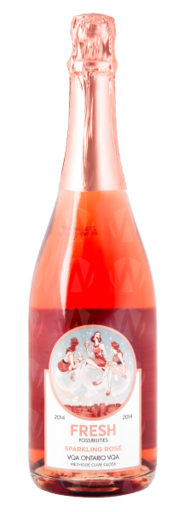 Fresh Possibilities Sparkling Rose