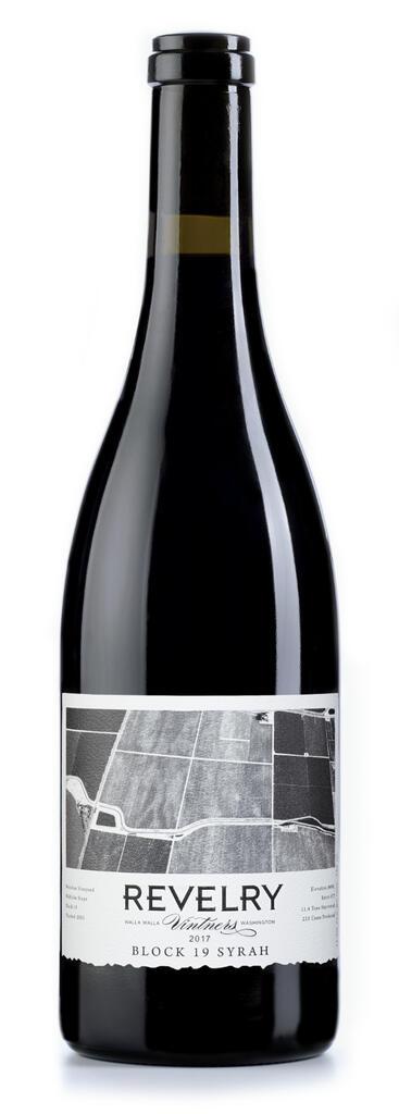 Revelry Vintners Block 19 Syrah Bottle Preview
