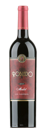 Robledo Family Winery Merlot Bottle Preview