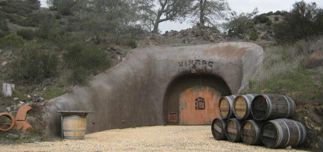 VinRoc Wine Caves Cover Image