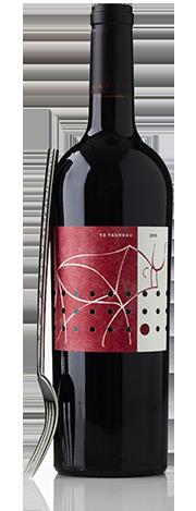 JAX Vineyards JAX Y3 Taureau Bottle Preview