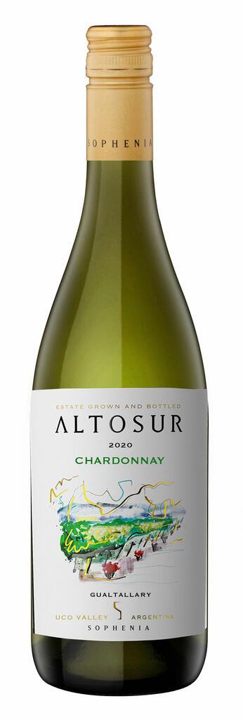 Finca Sophenia ALTOSUR Chardonnay Bottle Preview