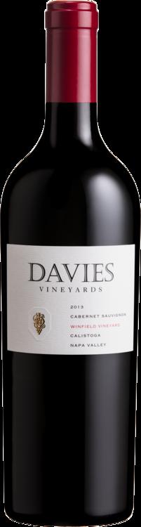 Davies Vineyards WINFIELD VINEYARD CABERNET SAUVIGNON Bottle Preview