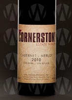 Cornerstone Estate Winery Cabernet Merlot