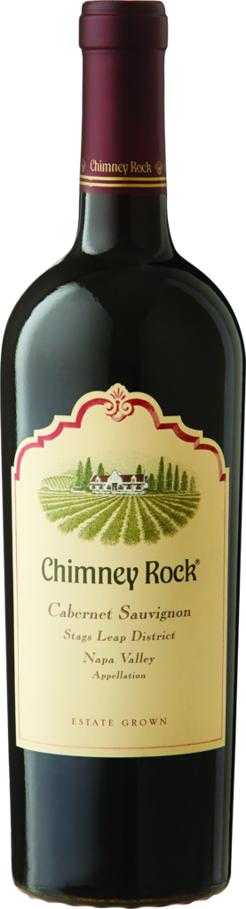 Chimney Rock Winery CHIMNEY ROCK CABERNET SAUVIGNON STAGS LEAP DISTRICT Bottle Preview