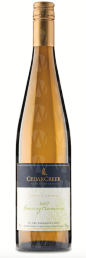 CedarCreek Estate Winery Gewürztraminer
