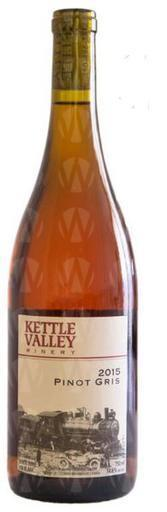 Kettle Valley Winery Pinot Gris