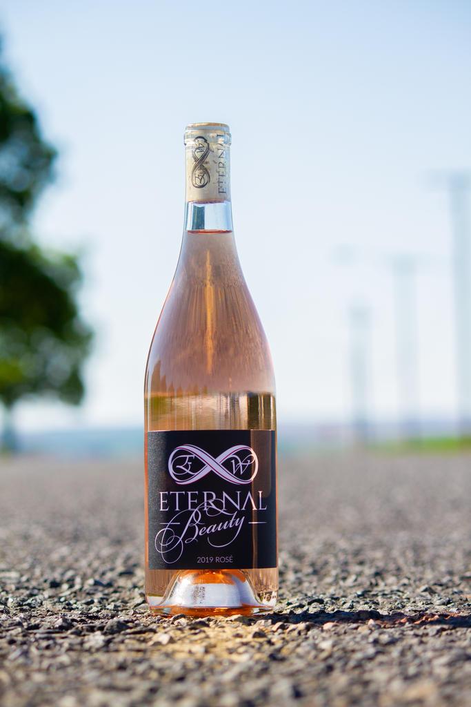 Eternal Wines & Drink Washington State Eternal Beauty Grenache Rose Bottle Preview