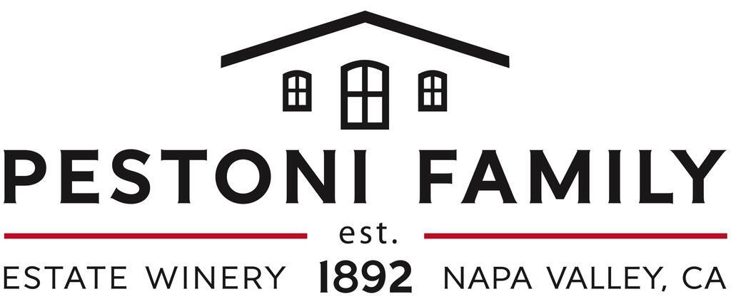 Pestoni Family Estate Winery Logo