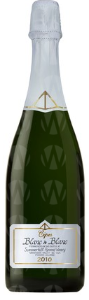 Summerhill Pyramid Winery Cipes Blanc de Blanc