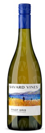 Savard Vines Dusty Ribbon Reserve