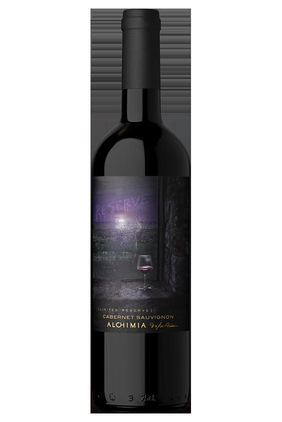 Alchimia Wines Limited Edition Cabernet Sauvignon Bottle Preview