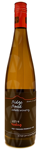 Ridge Road Estate Winery Riesling