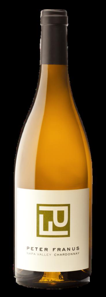 Peter Franus Wine Company Chardonnay Bottle Preview