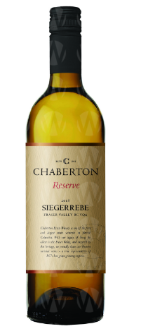 Chaberton Estate Winery Reserve Siegerrebe