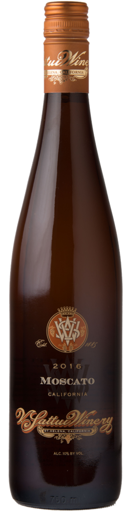 V. Sattui Winery Moscato Bottle Preview