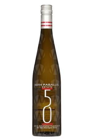 50th Parallel Estate Winery Gewurztraminer