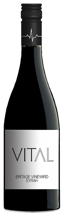 Vital Wines Eritage Syrah Bottle Preview