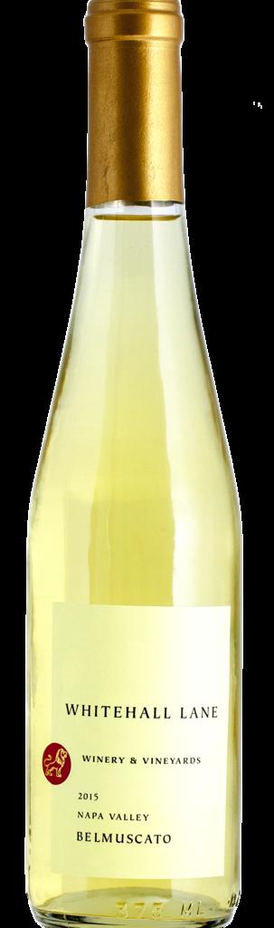 Whitehall Lane Winery Belmuscato, Dessert Wine, Napa Valley Bottle Preview