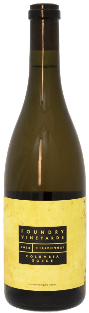 Foundry Vineyards Chardonnay Bottle Preview