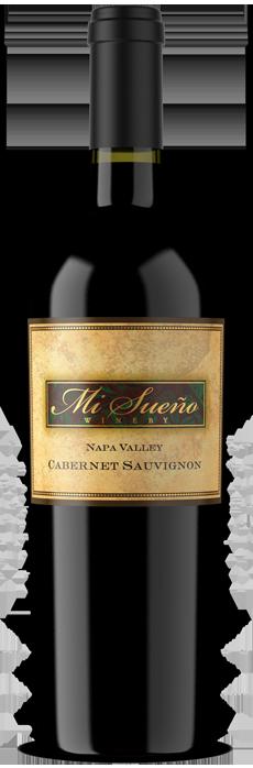Mi Sueño Winery Napa Valley Cabernet Sauvignon Bottle Preview