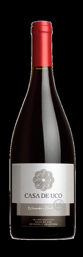 Casa de Uco Casa de Uco Winemaker's Blend Bottle Preview