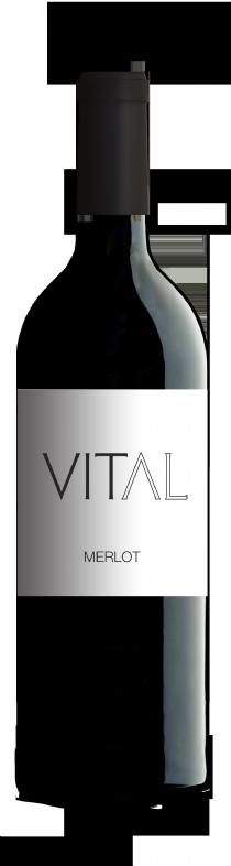 Vital Wines Merlot Bottle Preview