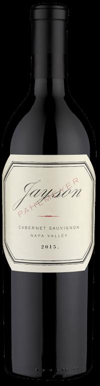 Pahlmeyer Jayson Cabernet Sauvignon Bottle Preview