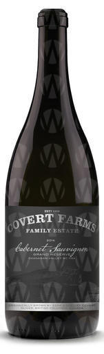 Covert Farms Family Estate Winery Grand Reserve Cabernet Sauvignon