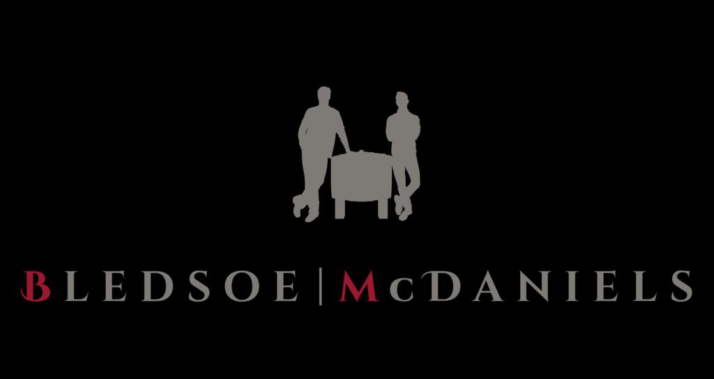 Bledsoe | McDaniels Logo