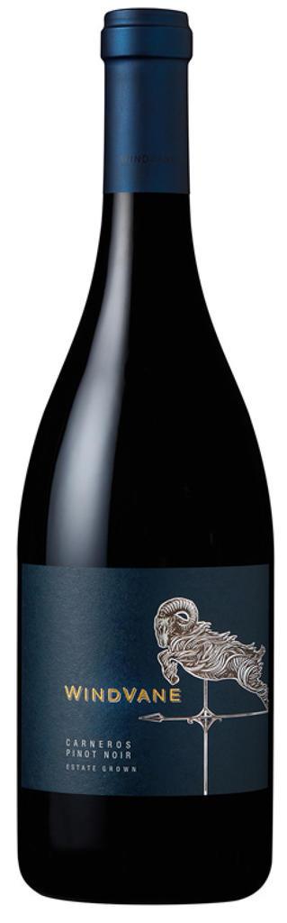 WindVane Carneros Pinot Noir Bottle Preview