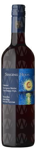 Pelee Island Winery Singing Moon Cabernet Sauvignon Merlot