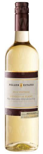 Peller Estates Winery Private Reserve Sauvignon Blanc