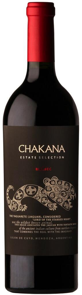 Chakana Chakana Estate Selection Malbec Bottle Preview