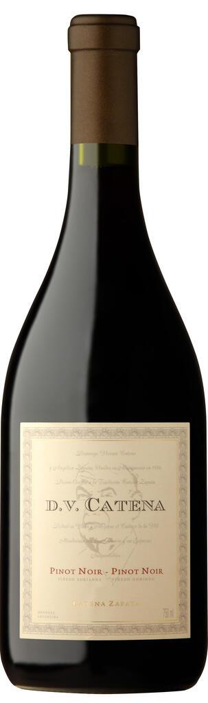 DV Catena Pinot Noir-Pinot Noir Bottle