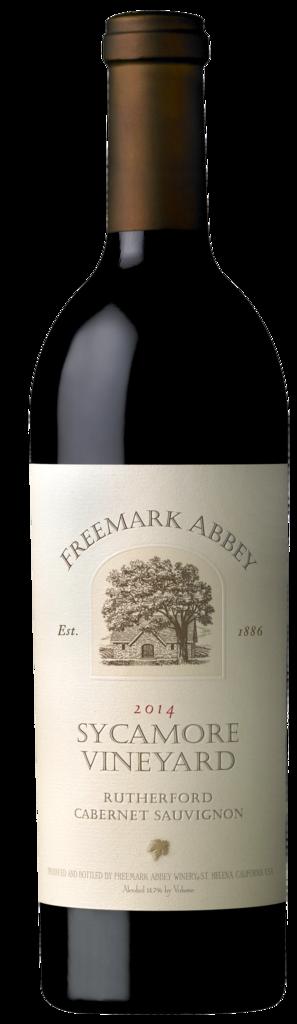 Freemark Abbey Sycamore Vineyard Cabernet Sauvignon Bottle Preview