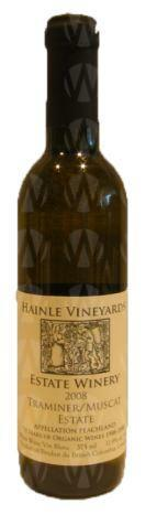 Hainle Vineyards Traminer - Muscat