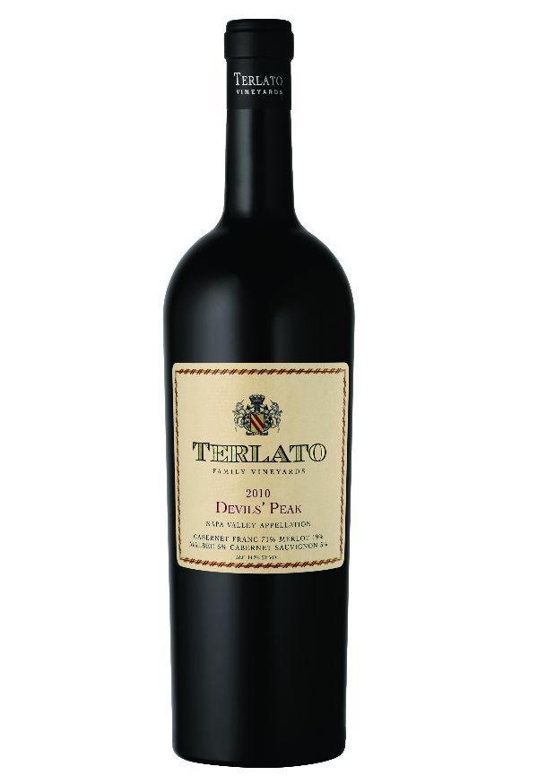 Terlato Vineyards Devils' Peak Bottle Preview