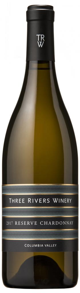 Three Rivers Winery Reserve Chardonnay Bottle Preview