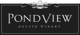PondView Estate Winery Logo