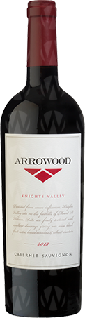 Arrowood Vineyards & Winery Knights Valley Cabernet Sauvignon