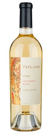 Patland Estate Vineyards Sauvignon Blanc Bottle Preview