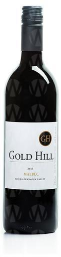 Gold Hill Winery Malbec