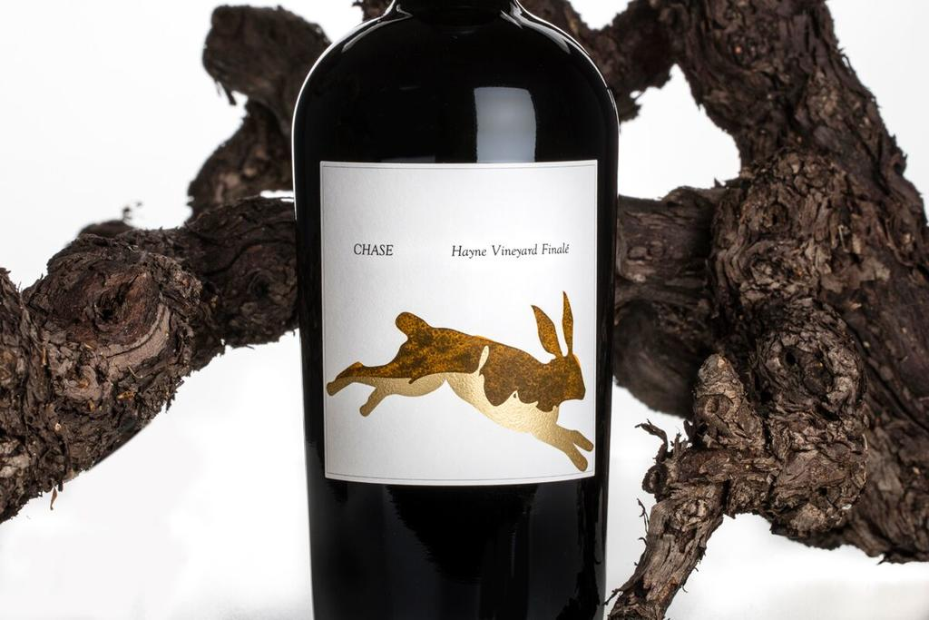 Chase Cellars Finalé 15 Bottle Preview